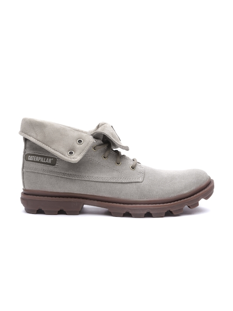 CAT Men Taupe Gavin Rolldown Casual Shoes