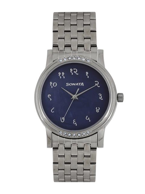 Sonata 7108TM01 Analog Watch