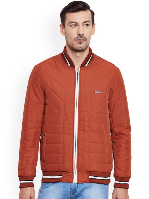 Canary London Rust Red Jacket