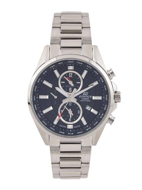 Casio Edifice Analog Black Dial Men's Watch, EFB-302JD-1ADR (EX325)