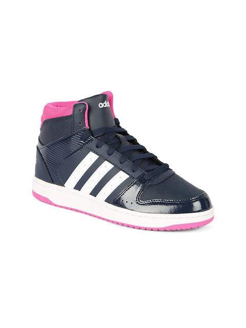Adidas NEO Women Navy VS HOOPSTER Sneakers