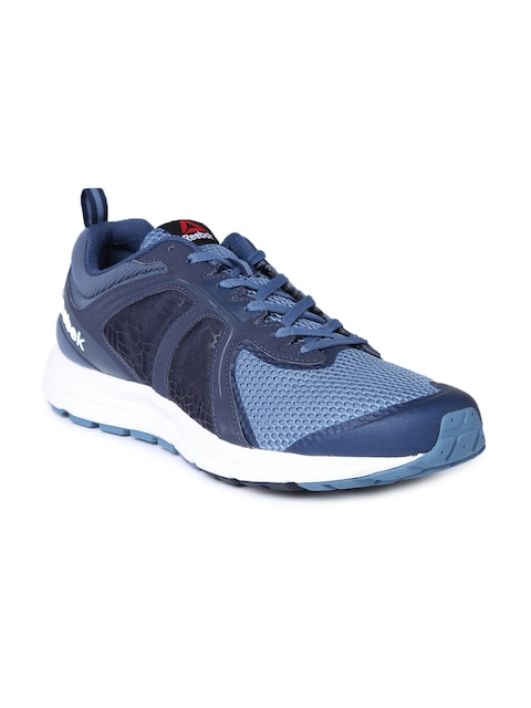 Reebok Men Blue ZONE CUSHRUN 2.0 Sports Shoes