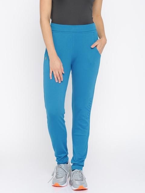 Proline Active Blue Slim Fit Track Pants