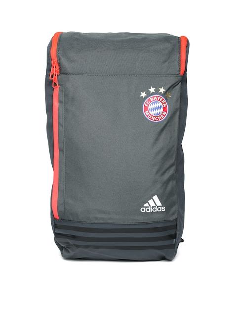 Adidas Unisex Grey FC Barcelona Backpack