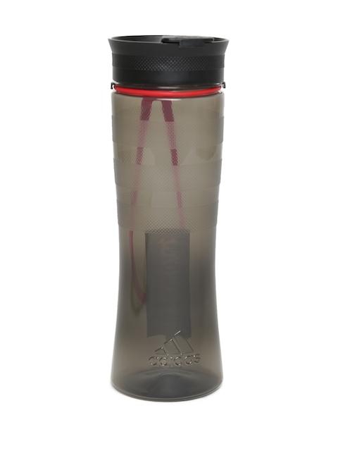 Adidas Women Charcoal Grey PP 0.7 LT Water Bottle