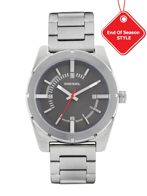 DIESEL Men Grey Dial Watch DZ1595