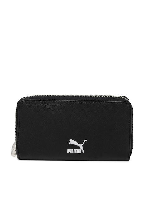 Puma Women Black Wallet