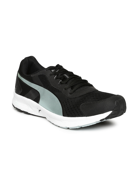 Puma Men Black Descendant v3 Running Shoes
