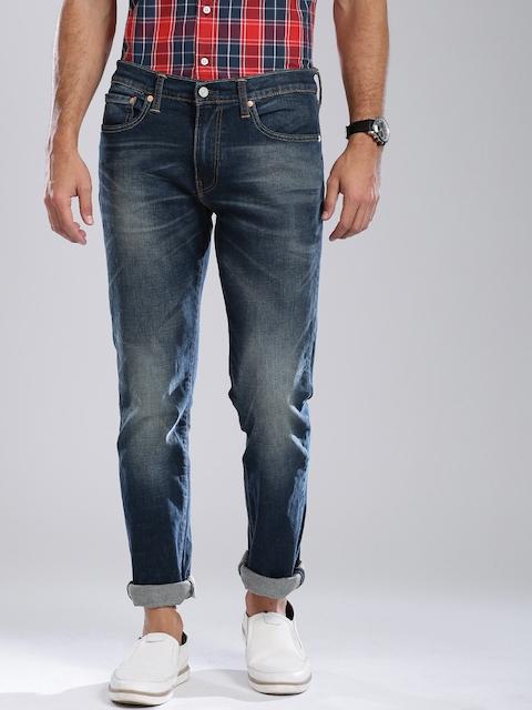 Levi's Men Blue Slim Fit Jeans