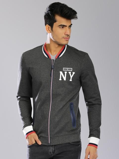Tommy Hilfiger Charcoal Grey Sweatshirt