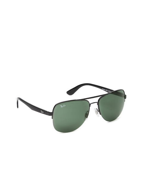 Ray-Ban Men Aviator Sunglasses 0RB3552I002