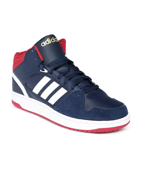 Adidas NEO Men Blue Sneakers  available at myntra for Rs.1979