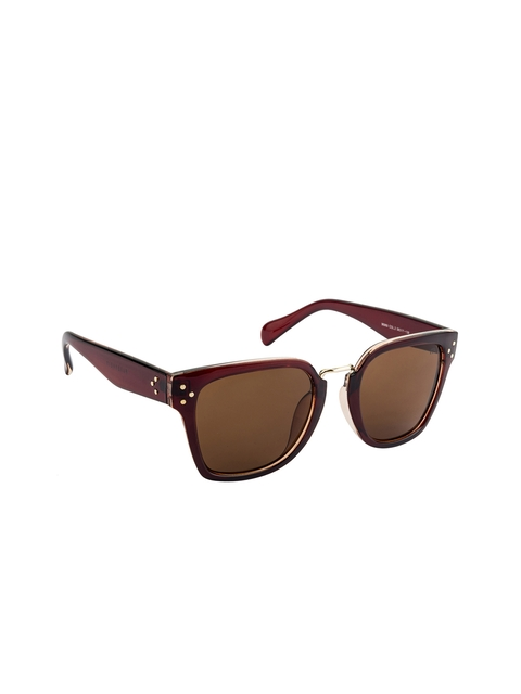 Farenheit Women Square Sunglasses