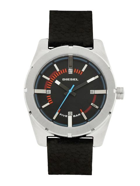DIESEL Men Black Dial Watch DZ1597