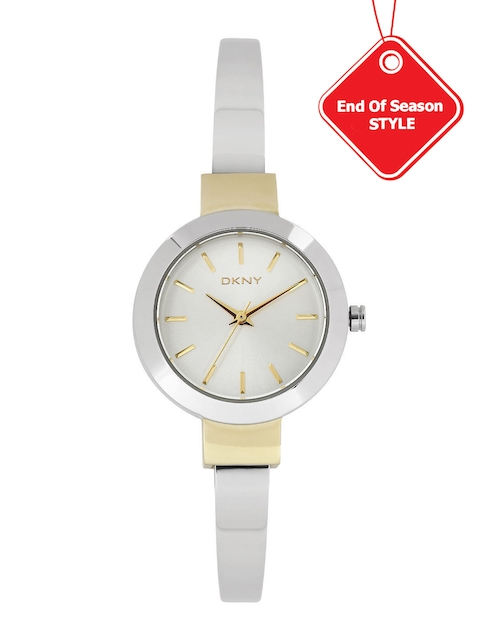 DKNY Women White Dial Watch NY2352I