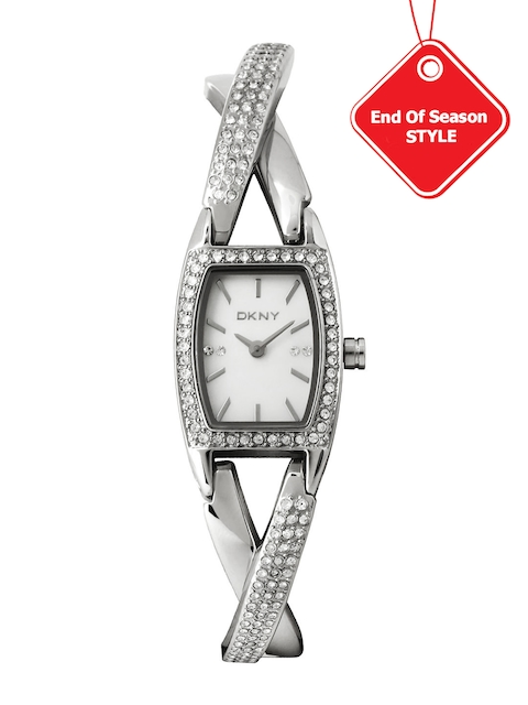DKNY Women White Dial Watch NY4633