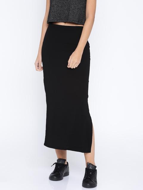 Vero Moda Black Maxi Skirt