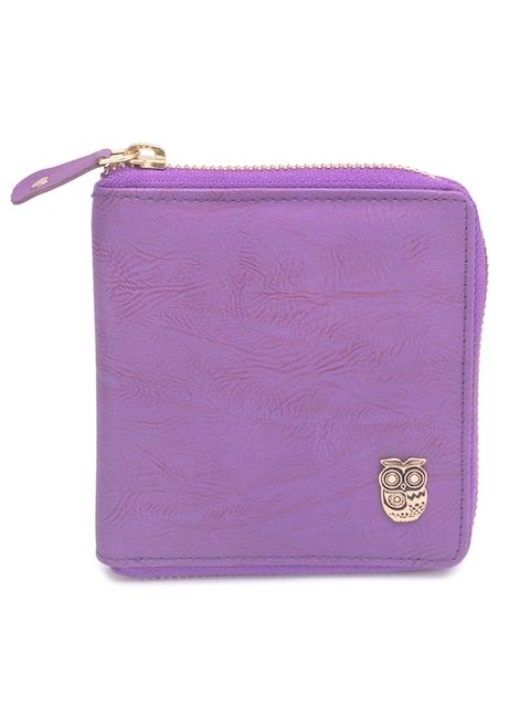 Chumbak Women Purple Wallet