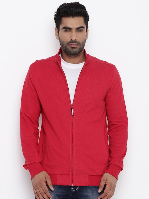 Solly Sport Men Red Sweatshirt