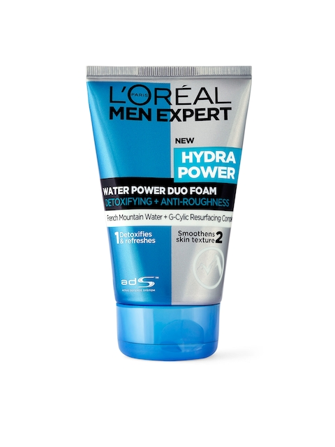 LOreal Paris Men Hydra Power Duo Foam Face Wash 100 g