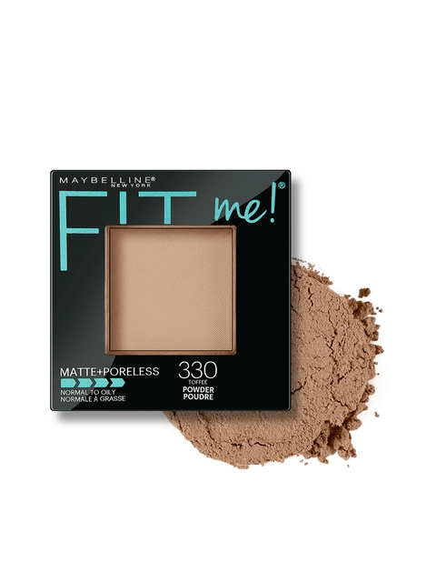 Maybelline FitMe Matte + Poreless 330 Toffee Caramel Compact