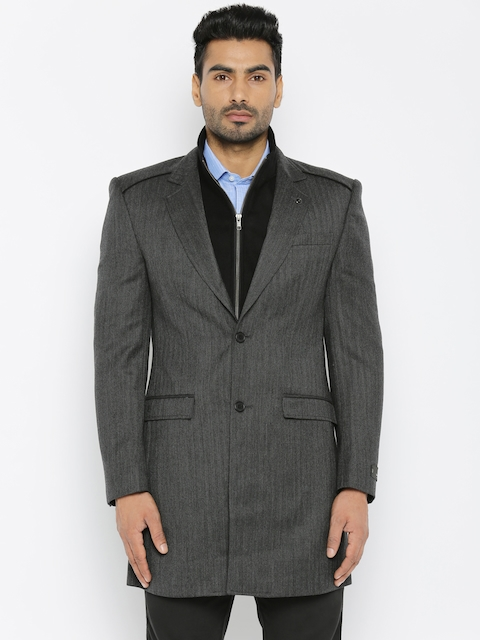 Van Heusen Grey Smart Casual Blazer