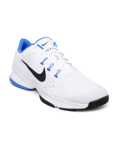 Nike Men White Air Zoom Ultra Tennis Shoes