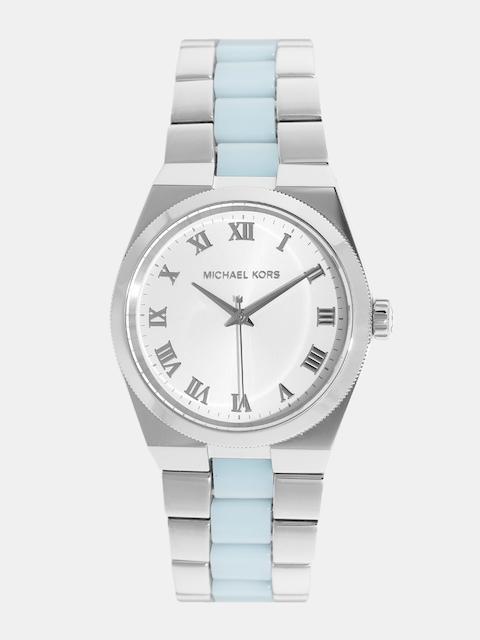Michael Kors Women Off-White Analogue Watch MK6150