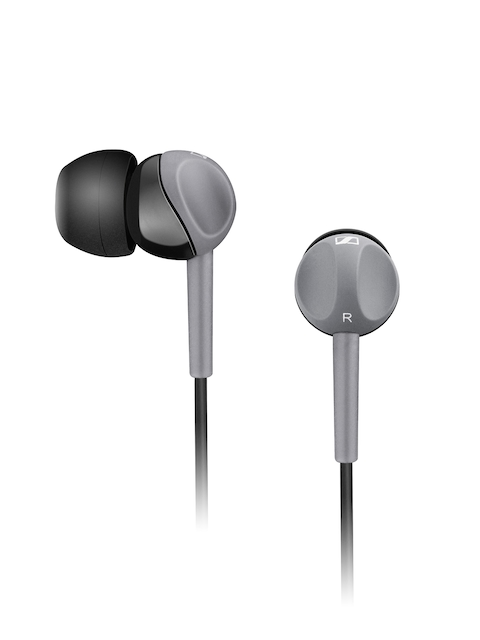 Sennheiser Grey & Black CX 180 Earbuds