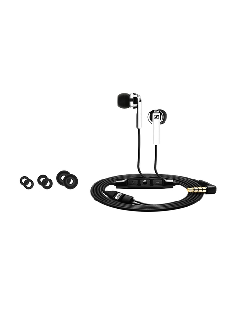 Sennheiser Black CX 2.00 i Earbuds with Mic
