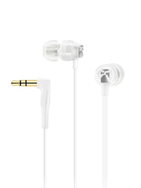 Sennheiser White CX 3.00 Earbuds