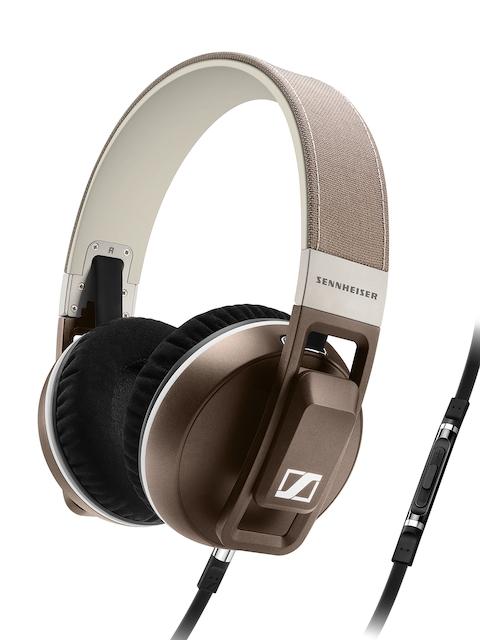 Sennheiser Beige Urbanite XL I Headphones with Mic