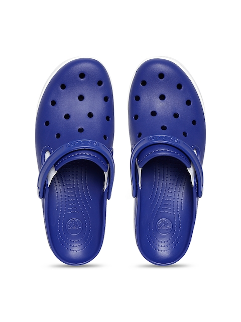 Crocs Unisex Blue Clogs