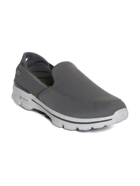 Skechers Men Grey GO Walk 3 Shoes