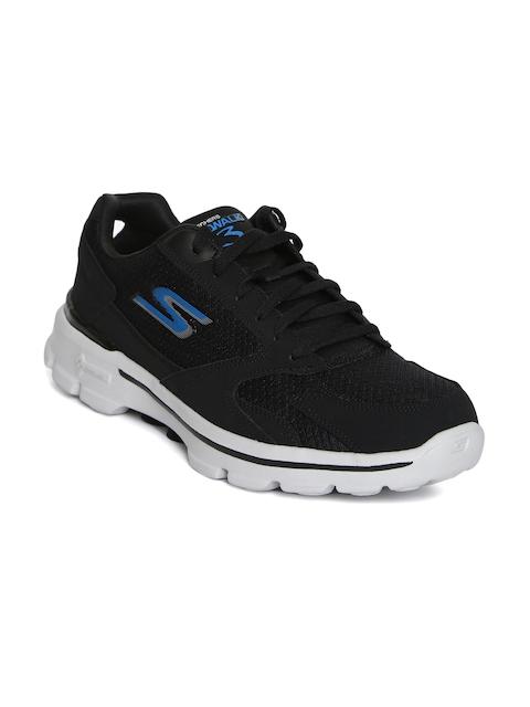 Skechers Men Black GO Walk 3 Shoes