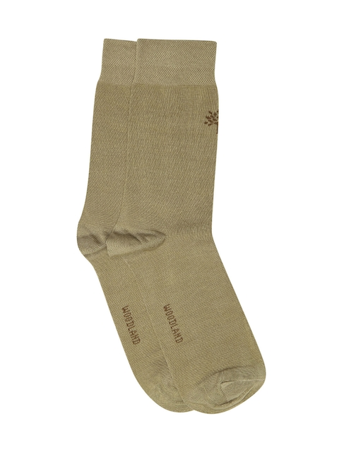 Woodland Men Brown Above Ankle-Length Socks  available at myntra for Rs.115