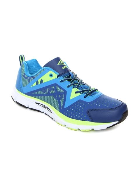 Umbro Men Blue Severn Running Shoes