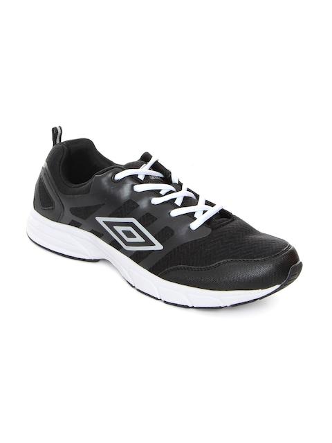 Umbro Men Black Xinmei Running Shoes