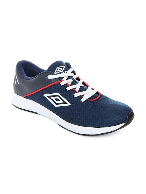 Umbro Men Navy Gantan Running Shoes