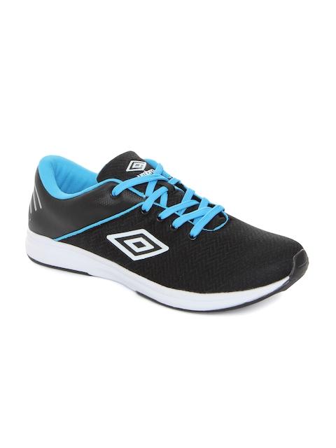 Umbro Men Black Running Shoes