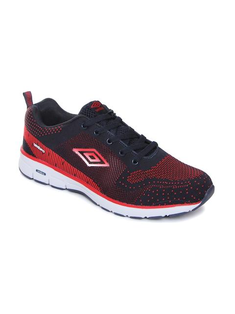 Umbro Men Red Running Shoes