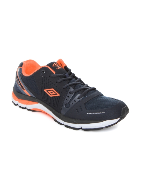 Umbro Men Navy Running Shoes