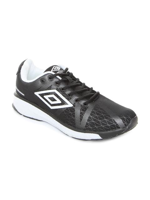 Umbro Men Black Kosov Running Shoes