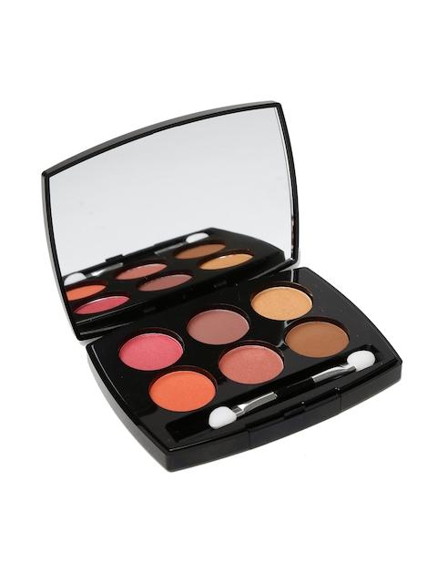 Lakme Absolute Illuminating French Rose Eyeshadow Palette B001