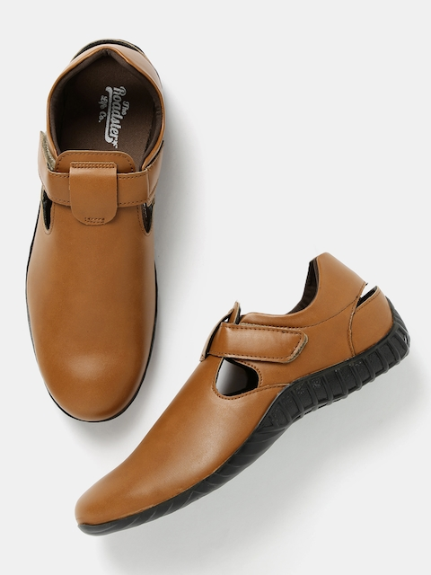 Roadster Men Tan Brown Casual Shoes  available at myntra for Rs.629