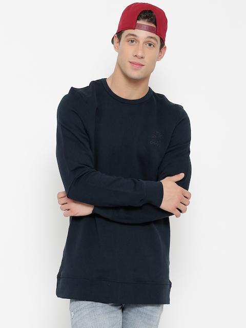 Reebok Classic Navy Blue F CLASTRCRSTCRW Sweatshirt