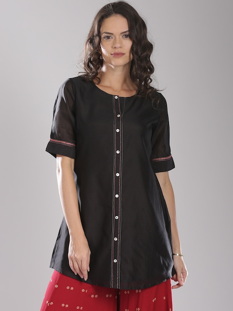 Fabindia Black Tunic