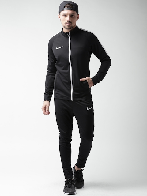 Nike Black Dry-Fit Tracksuit