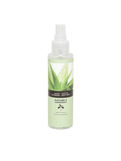 Marks & Spencer Unisex Natures Ingredients Aloe Vera Body Mist