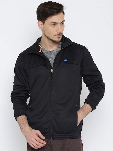 Wildcraft Black Soft Jacket